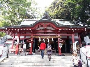 熱海の来宮神社 (5)